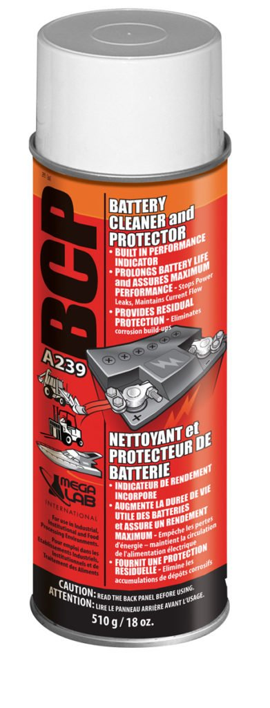 BCP-can battery cleaner and protector