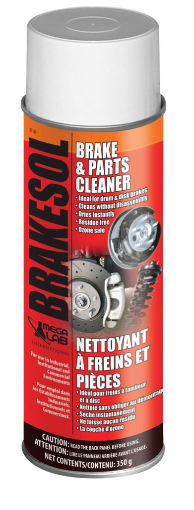 BRAKESOL-can brake and parts cleaner