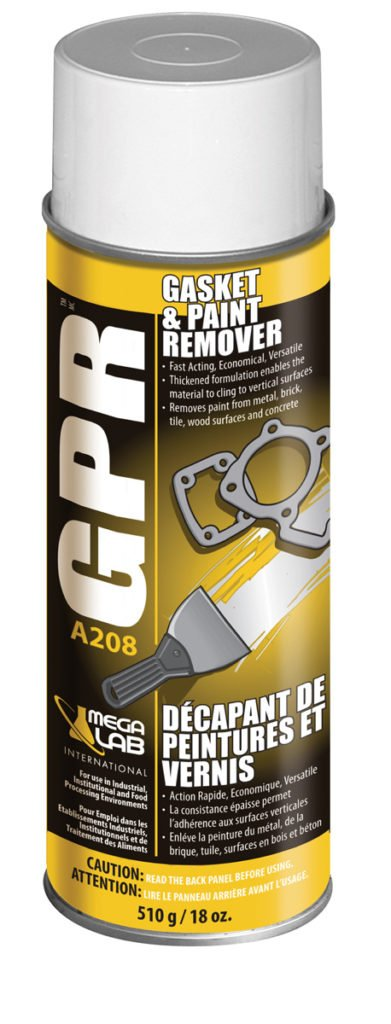 GPR-can-WHITE-cap gasket and paint remover