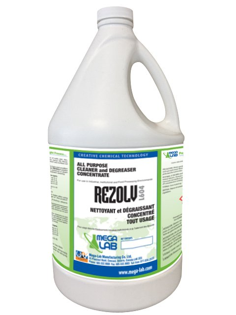 rezolv all purpse cleaner and degreaser